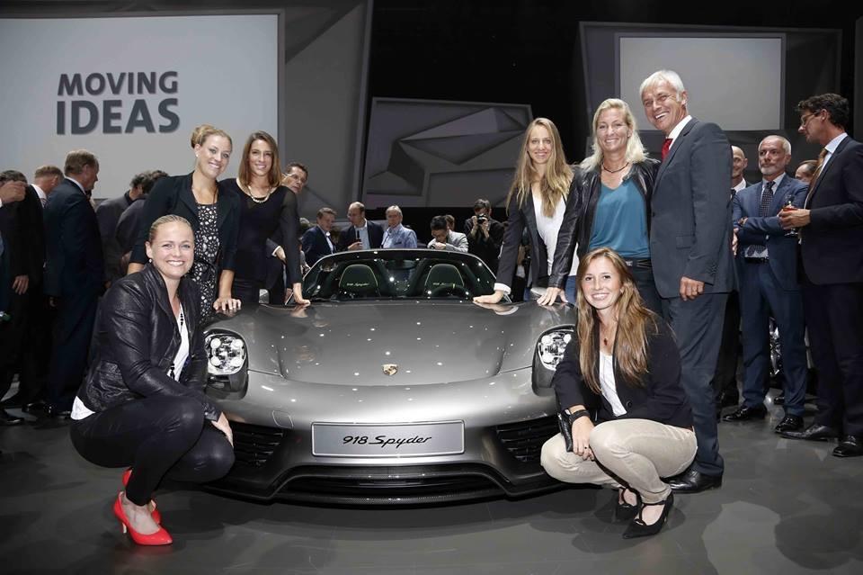 Porsche Team Deutschland